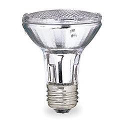 Halogen Light Bulb, PAR20, E26,25 Degrees FOR SHOWERS (GRAINGER) bombilla  043168970112