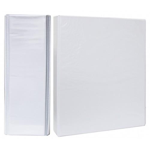 """PREST. BINDER 3"""" WHITE (WESTERN PAPER) 90091"""