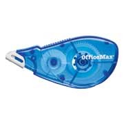 CORRECTION TAPE EA.   OFFICE MAX (WHITE OUT)