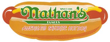 Nathans Hot Dog  8/1