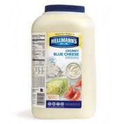 CHUNKY BLUE CHEESE DRESSING 1 GALON  48001257092