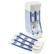 Kraft Currency Straps  (officemax) CINTAS $1.00