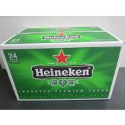 CERVEZA HEINEKEN 4/6 12 OZ  (BOTELLA) 72890000316