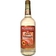 MOHAWK PEACH  SNAP 750 ML. (18928) EA