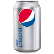 DIET PEPSI COLA  (LATA) 11.27 OZ CANS