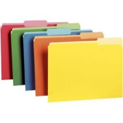 FOLDER CARTA COLOR SURT. OXF-4210 (WESTERN PAPER)