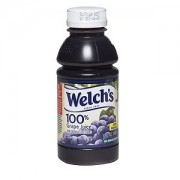 WELCHS  GRAPE 10 OZ. PQT./24 (PEPSI)