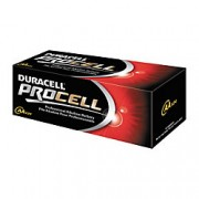 BATTERY ,AA, 1.5V PK. 4 DURACEL  (GRAINGER)