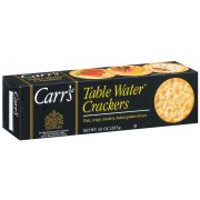 CARRS TABLE WATER CRACKER 4.5OZ  59290573220