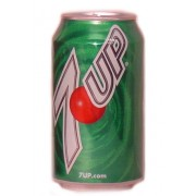 SEVEN UP (LATA) CANS 11.27 0Z.  (PEPSI)