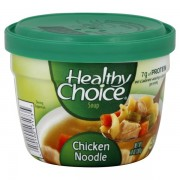 HEALTHY CHOICE CHICKEN NOODLE (B. FERNANDEZ) 50100
