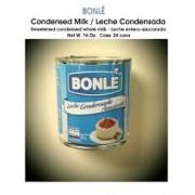 MILK CONDENSED Bonle EA 14 OZ(suiza)4 (1205120)9019