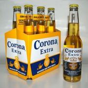 CERVEZA CORONA EXTRA 4/6 PACK 12 OZ  (BOTELLA) BOX  80660956053