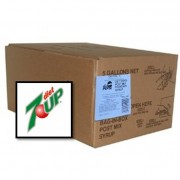 BIB DIET 7 UP 5 GAL.
