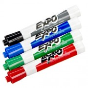 EXPO MARKER COLORES  WESTERN PAPER