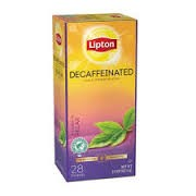 LIPTON (BLACK TEA) HOT DECAFFEINATED TEA