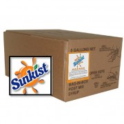 BIB SUNKIST ORANGE 5 GAL ( PEPSI )