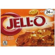 Orange Gelating Dessert 24oz  719098536550