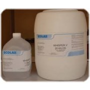 WHISPER V, 4-1 GAL  (ECOLAB)  POOL